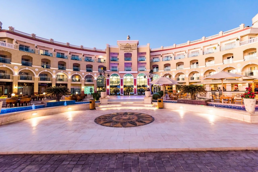 Hotel Sunrise Romance 5* - Hurghada ( adults only ) 13