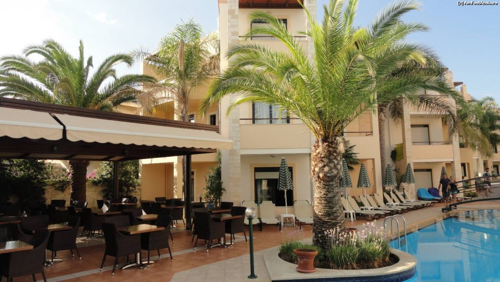 Hotel Creta Palm Resort 4* - Creta Chania  3