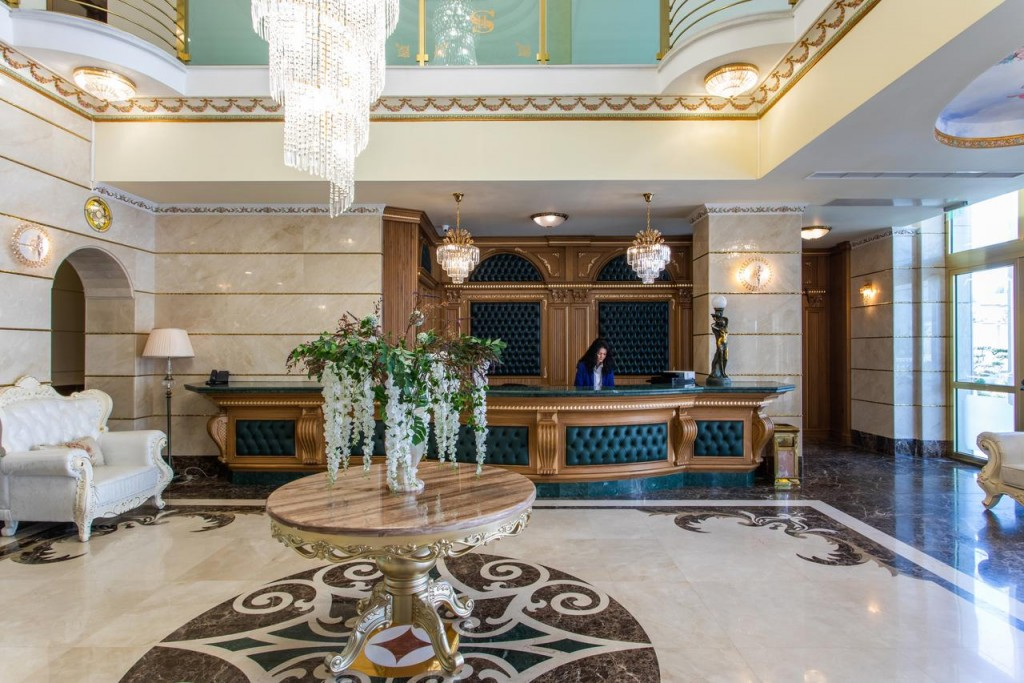 Wellnes Santa Resort 5* - Salonic 9