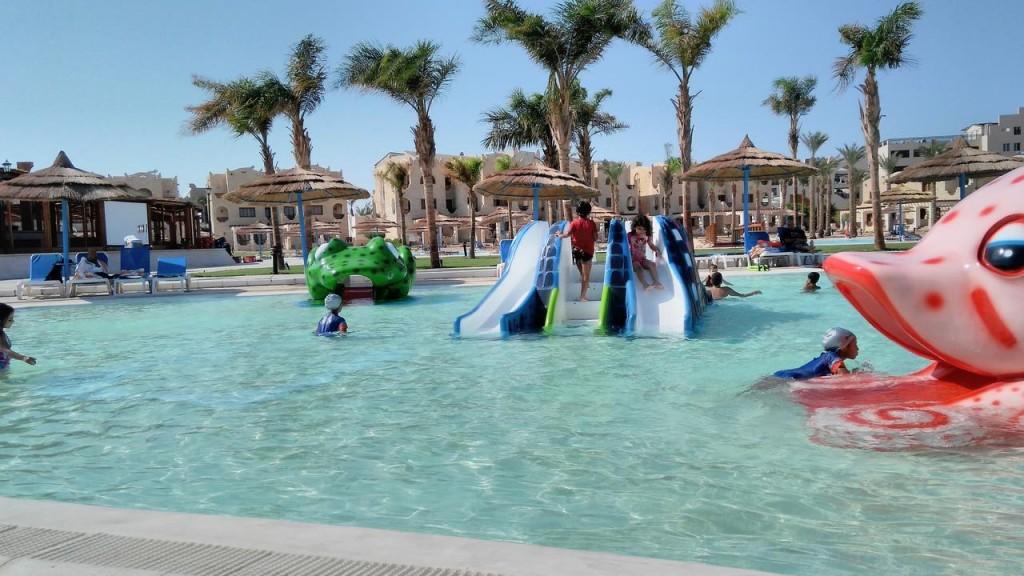 Hotel Royal Lagoons Aqua Park 5* - Hurghada 1