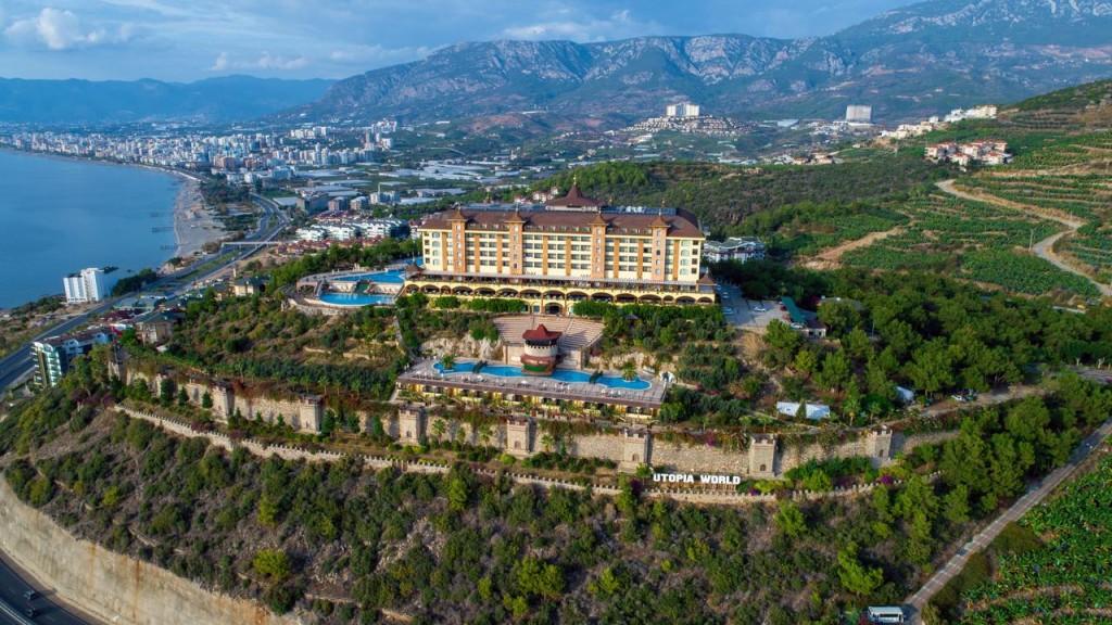 Hotel Utopia World 5* - Alanya  6