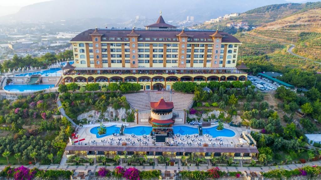 Hotel Utopia World 5* - Alanya  5
