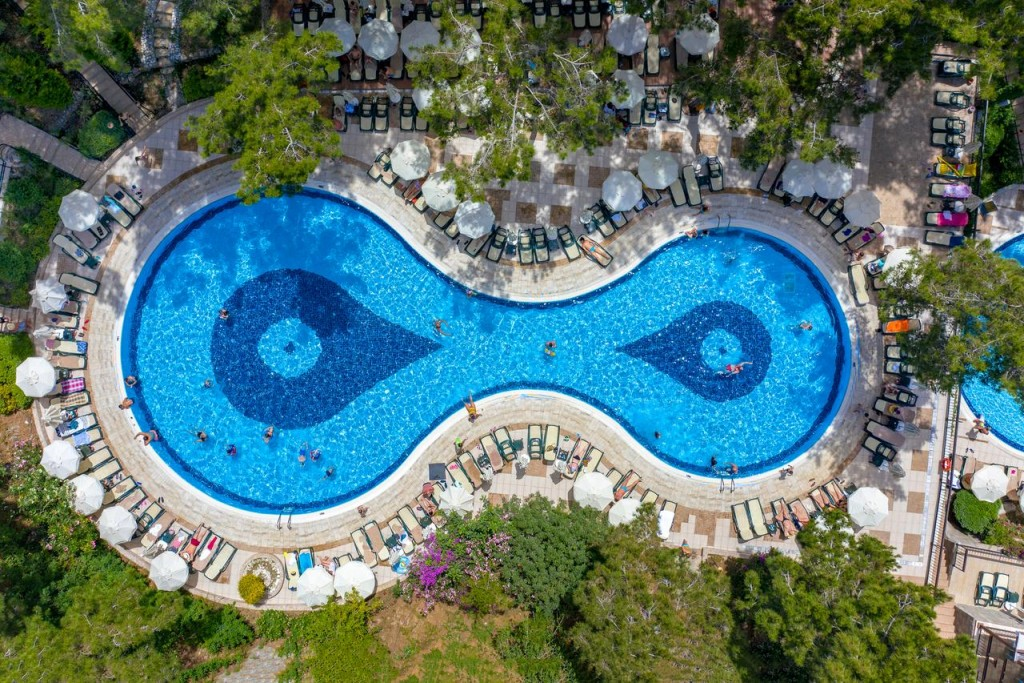 Hotel Utopia World 5* - Alanya  2