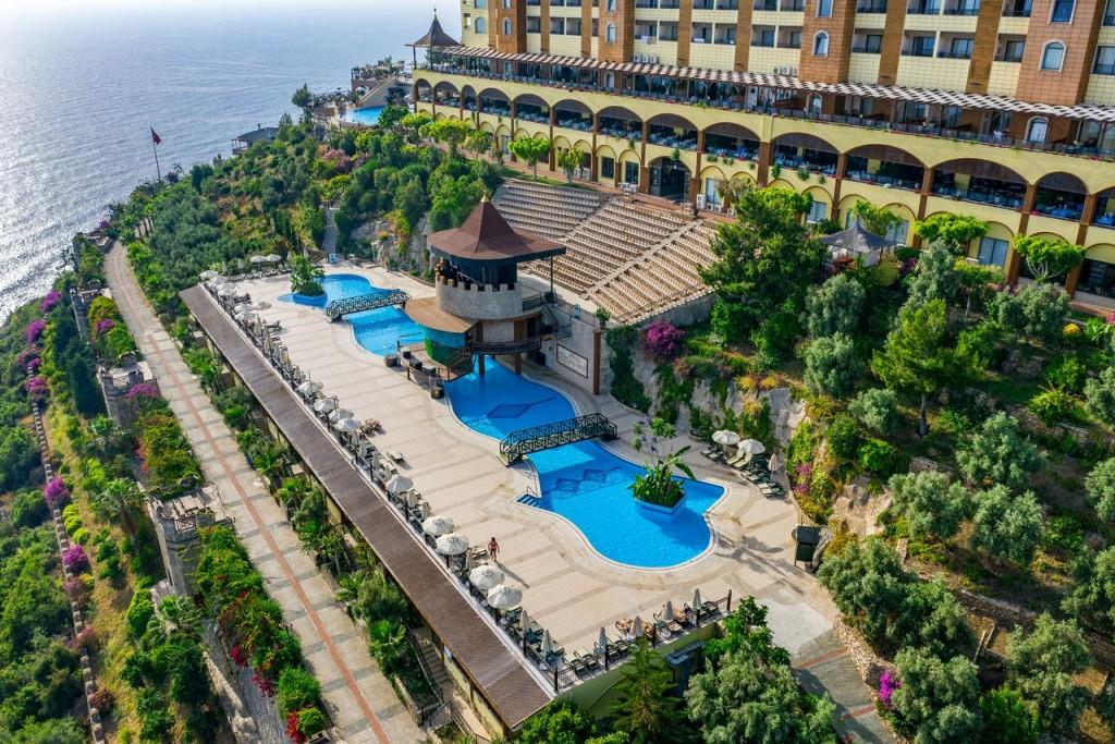 Hotel Utopia World 5* - Alanya  1