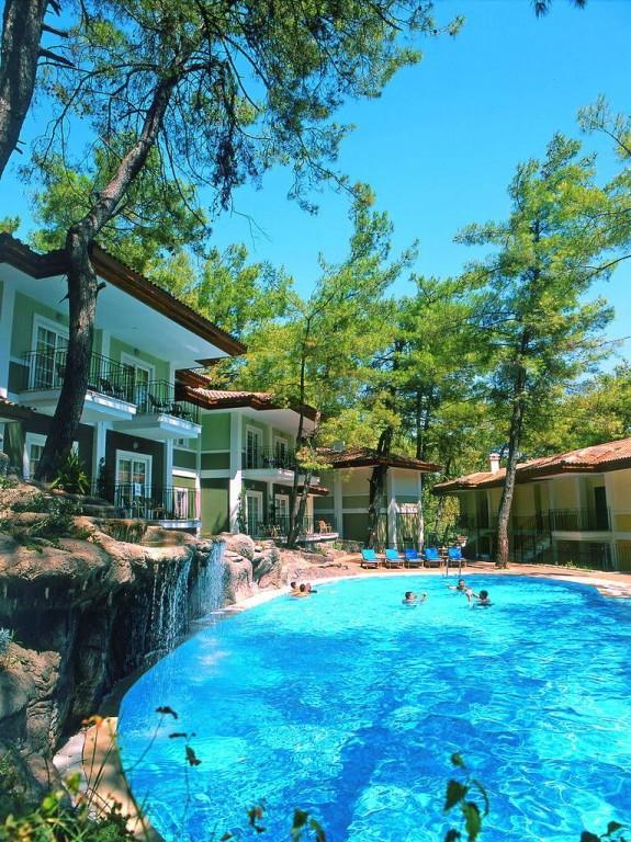 Hotel Grand Yazici Club Turban 5* - Marmaris 2