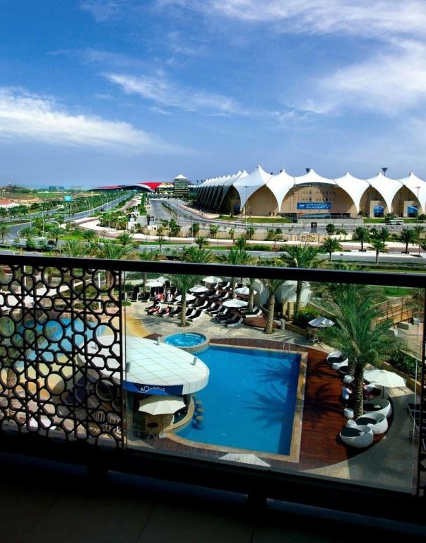Hotel Yas Island Rotana 4* - Abu Dhabi 11