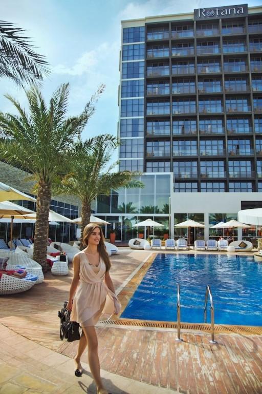 Hotel Yas Island Rotana 4* - Abu Dhabi 16