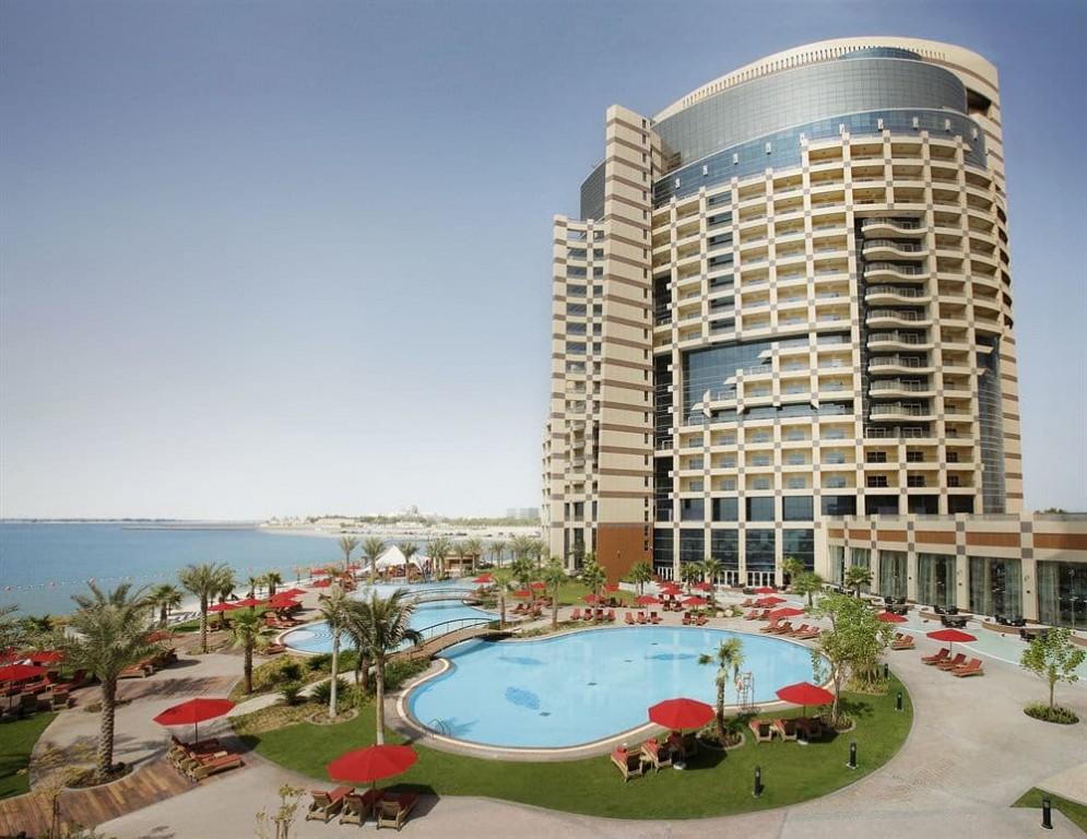 Hotel Khalidiya Palace Rayhaan By Rotana 5* - Abu Dhabi 14