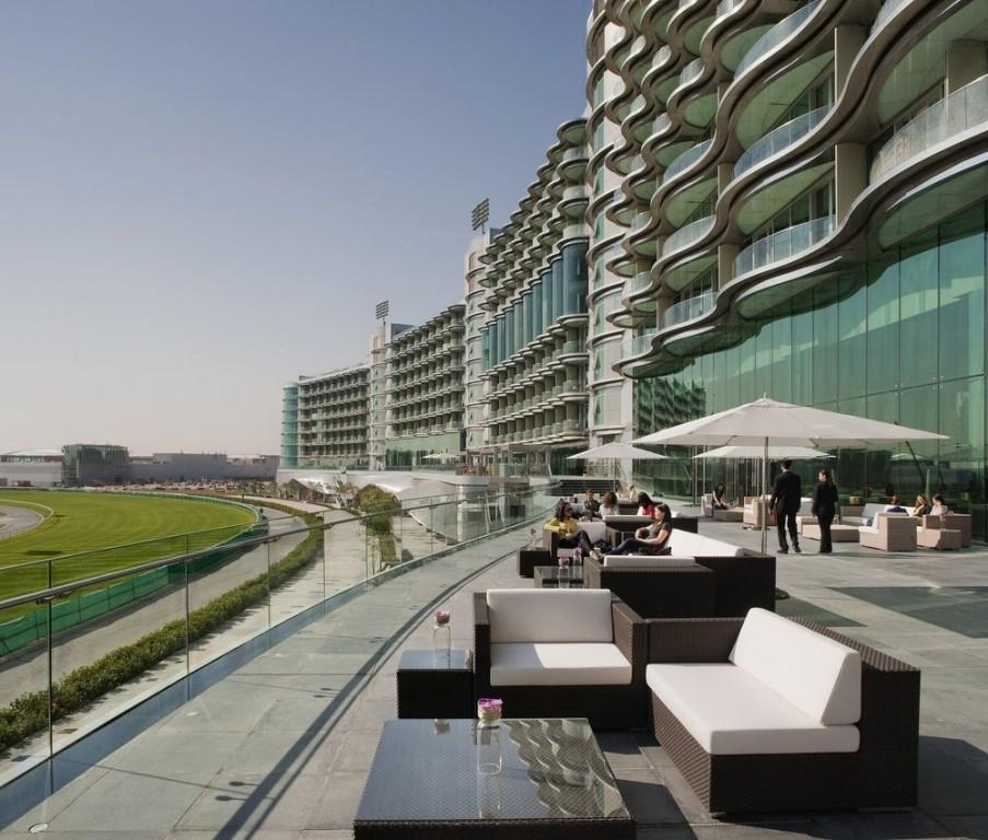 The Meydan Hotel 5* - Dubai 7