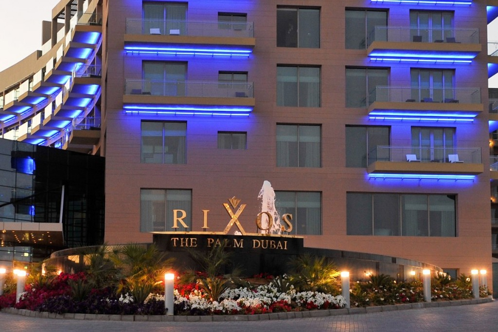 Hotel Rixos The Palm 5* - Dubai 8