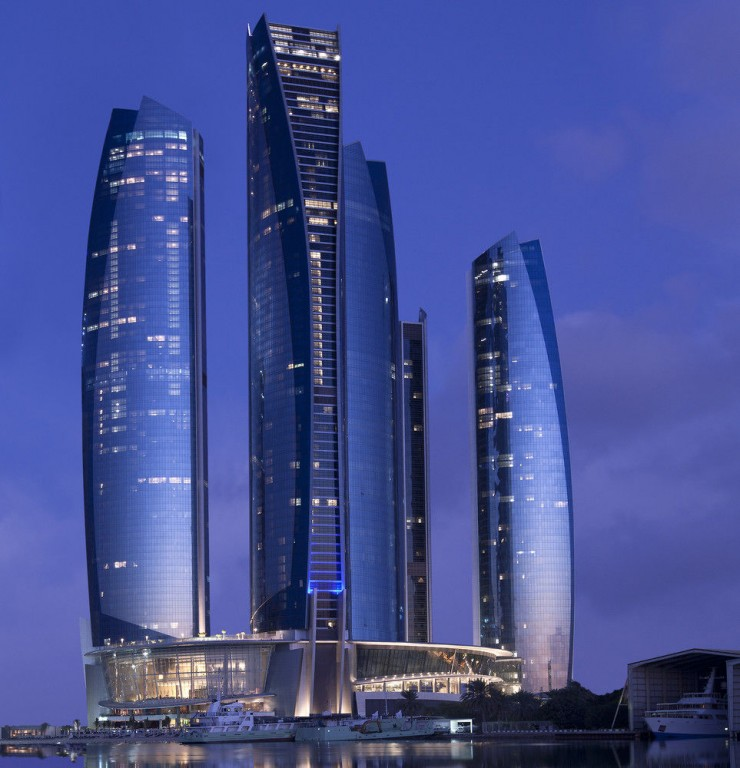 Hotel Jumeirah At Etihad Towers 5* - Abu Dhabi 12