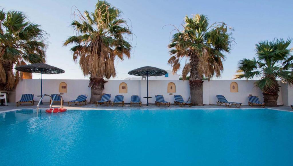Hotel Iliada 4* - Santorini 4