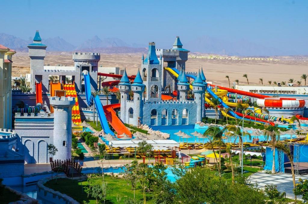 Hotel Serenity Fun City 5* - Hurghada 2