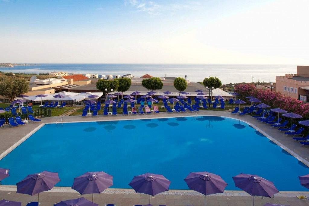 Hotel The Village Resort & Waterpark 4* - Creta 3