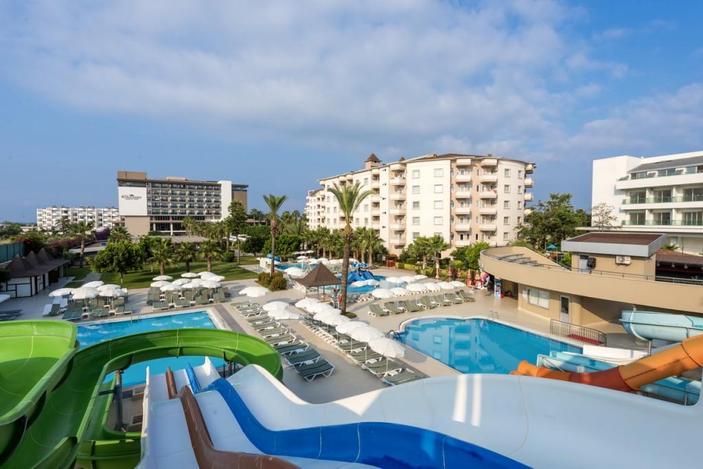 Hotel Royal Garden Select & Suite 5* - Alanya 5