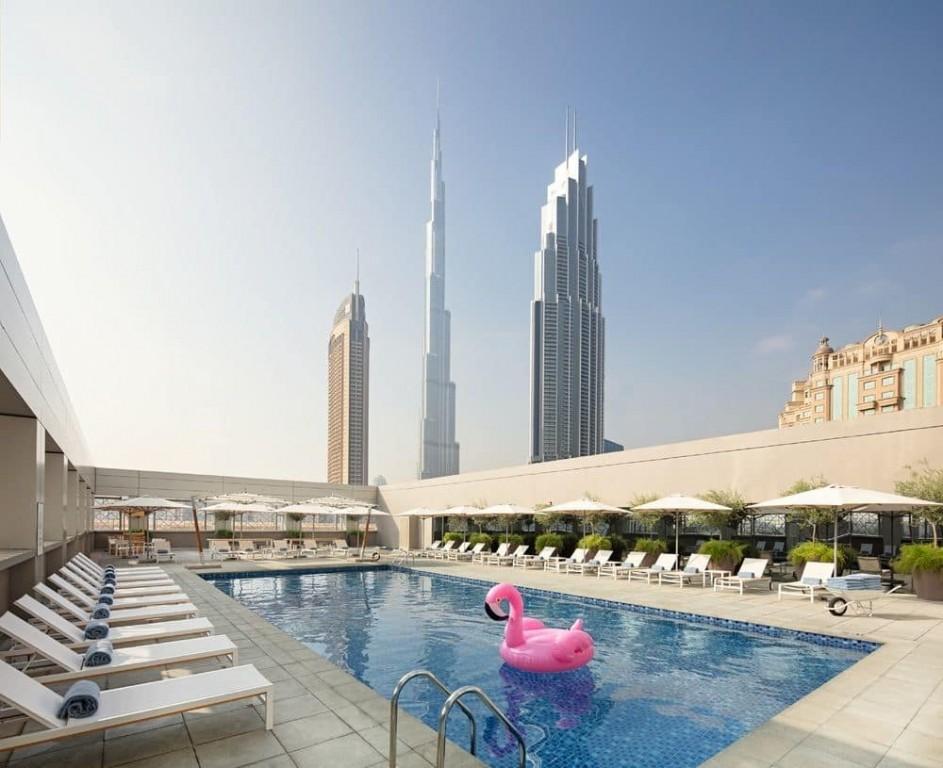 Revelion 2018 Rove Downtown 3* - Dubai 8