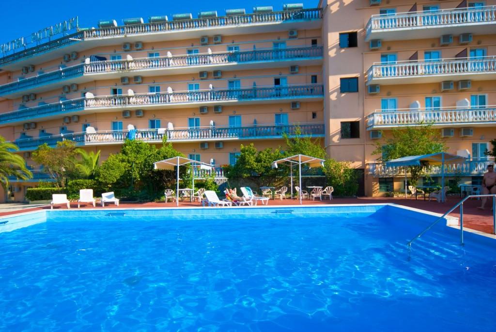 Hotel Potamaki Beach 3* - Corfu 11