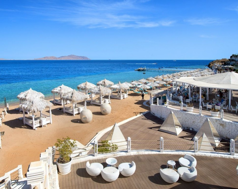 Hotel Sunrise Arabian Beach Resort 5* - Sharm El Sheikh 8