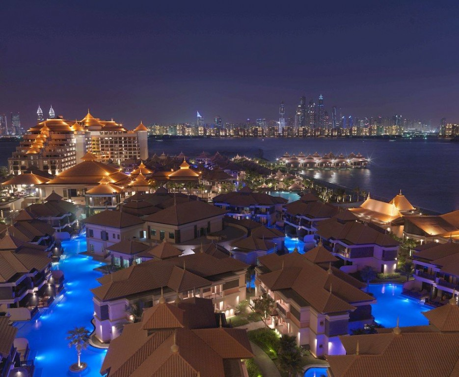 Hotel Anantara Dubai the Palm 5* - Dubai Palm 1