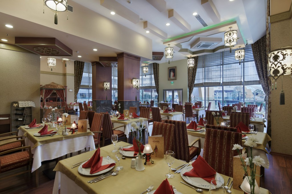 Hotel Alaiye Resort & Spa 5* - Alanya 7