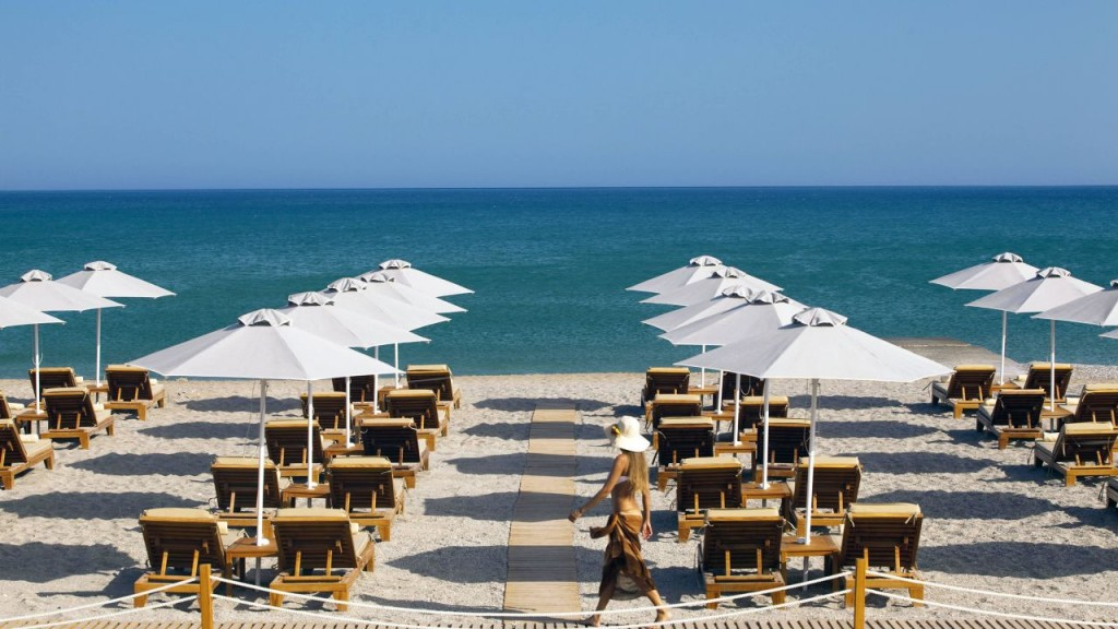 Hotel Aquila Rithymna Beach 5* - Creta 21