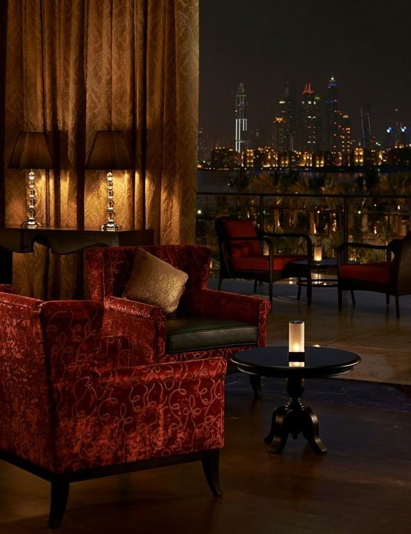 Hotel Waldorf Astoria Dubai Palm Jumeirah 5* - Dubai Palm 1