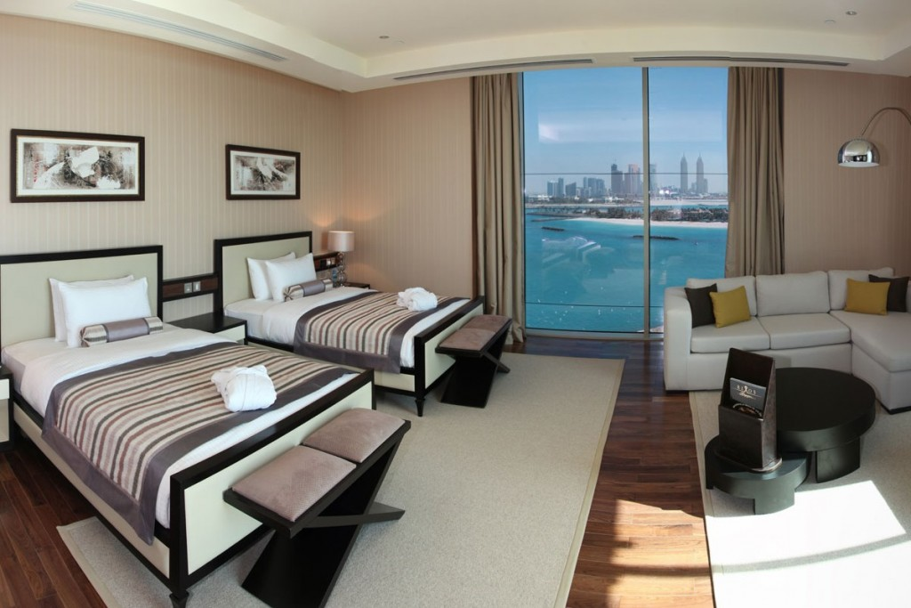 Hotel Rixos The Palm 5* - Dubai 12