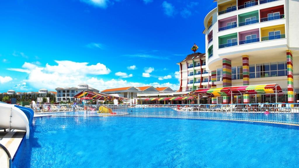 Hotel Ramada Resort Side 5* - Side  9