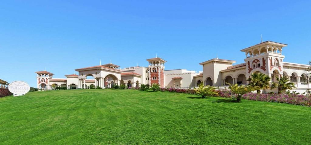 Hotel Baron Palace Resort Sahl Hashesh 5* - Hurghada  20