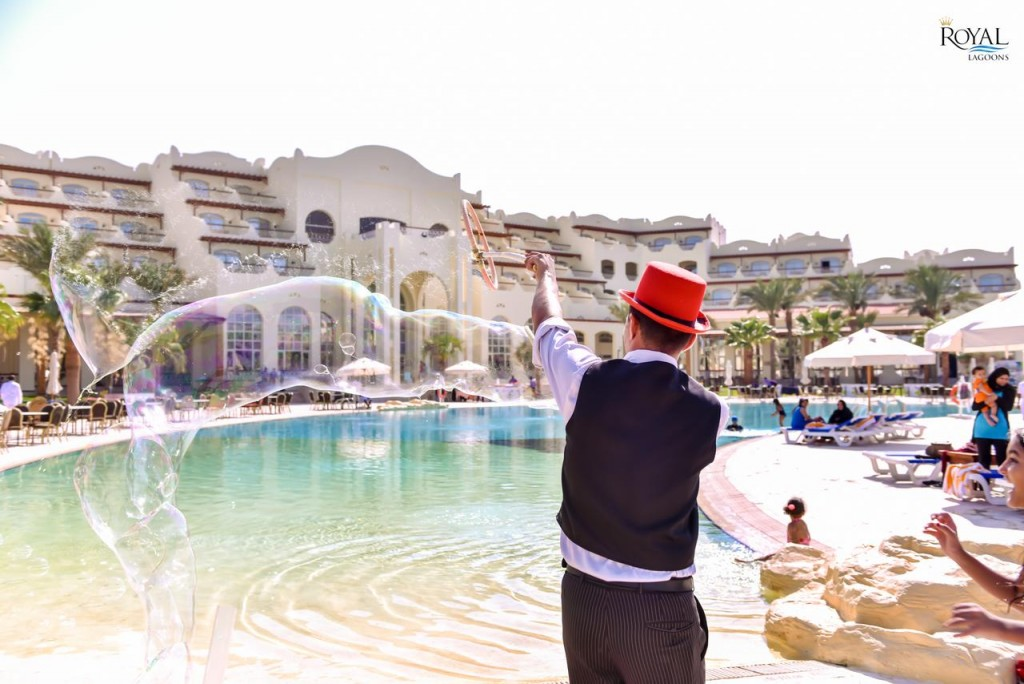 Hotel Royal Lagoons Aqua Park 5* - Hurghada 14