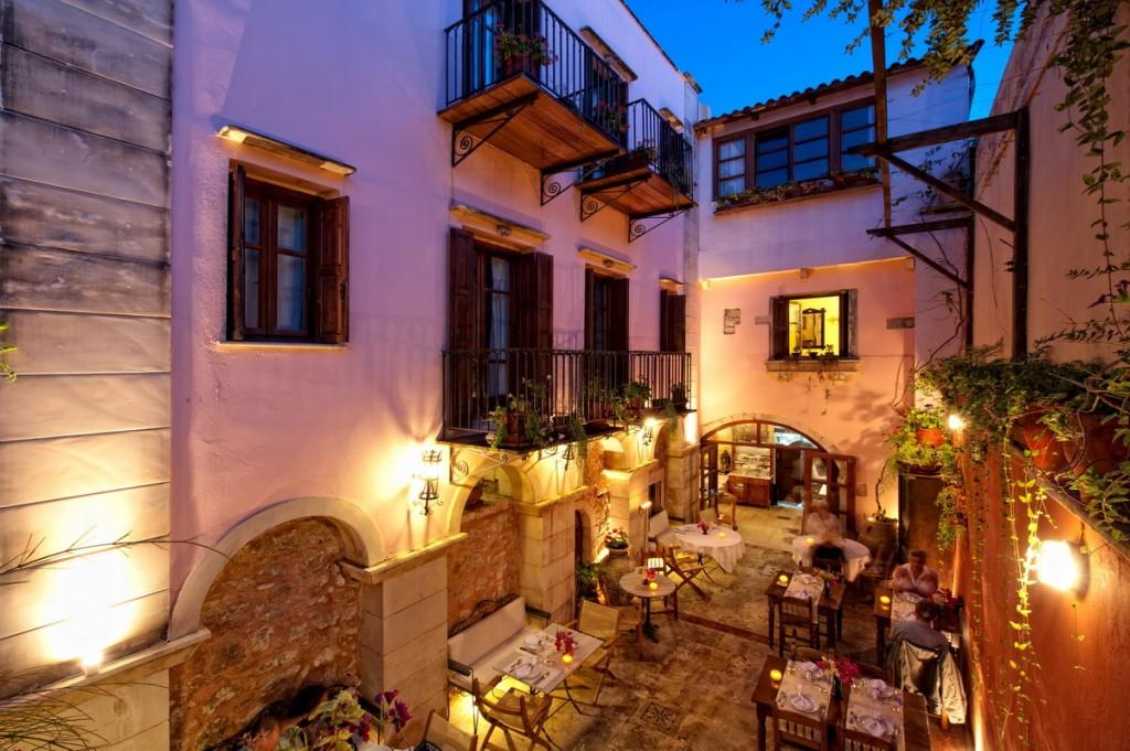 Hotel Veneto Exclusive Suites 4* - Creta Chania 1