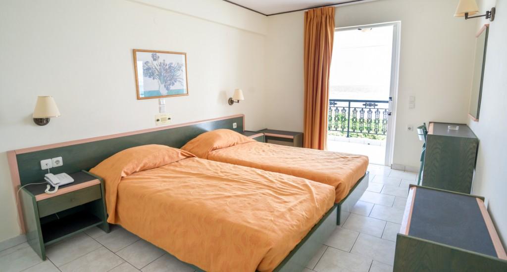 Hotel Iliessa Beach 3* - Zakynthos Argassi 2