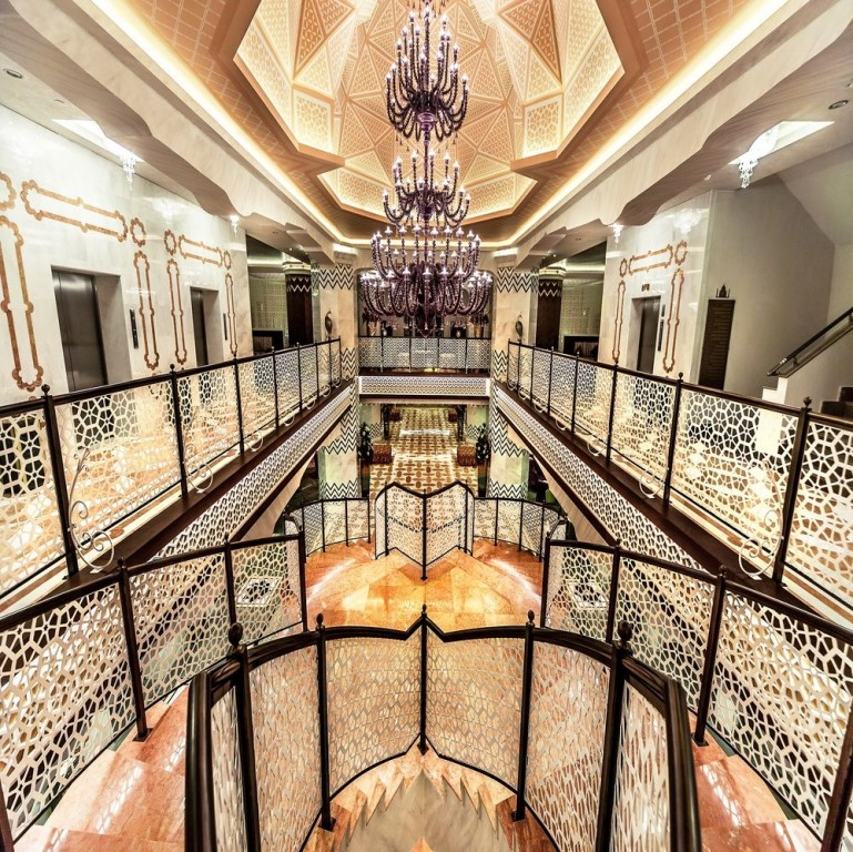 Hotel Royal Taj Mahal 5* - Side  7