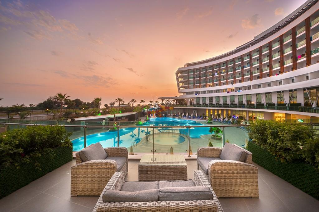 Hotel Xoria Deluxe Hotel 5* - Alanya 10