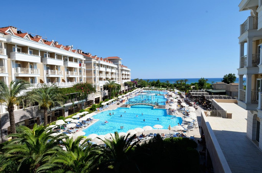 Hotel Trendy Aspendos Beach 5* - Side  8