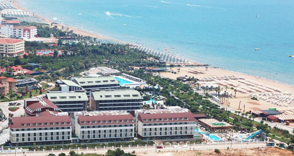 Hotel Trendy Verbena Beach 5* - Side  18