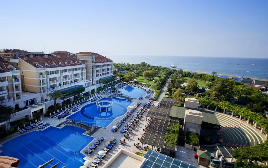 Hotel Trendy Aspendos Beach 5* - Side  14