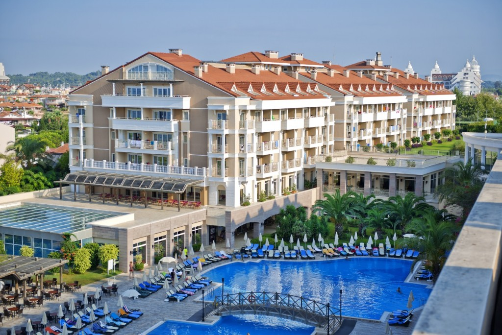 Hotel Trendy Aspendos Beach 5* - Side  17
