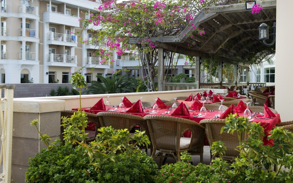 Hotel Trendy Aspendos Beach 5* - Side  22