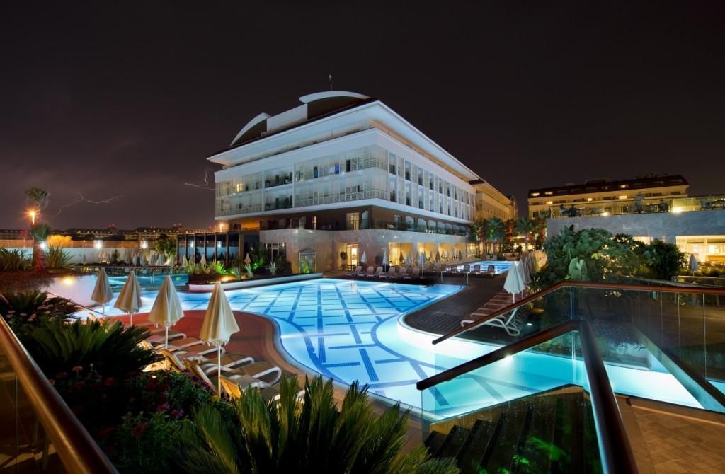 Hotel Trendy Verbena Beach 5* - Side  22