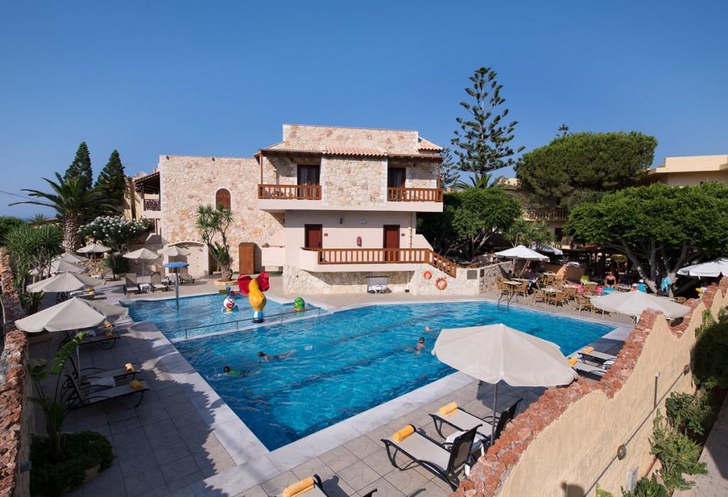 Hotel Cactus Beach 4* - Creta Heraklion 16