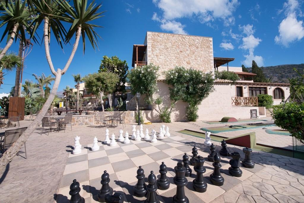 Hotel Cactus Beach 4* - Creta Heraklion 19