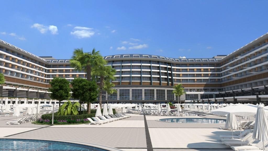Hotel Eftalia Ocean 5* - Alanya 1