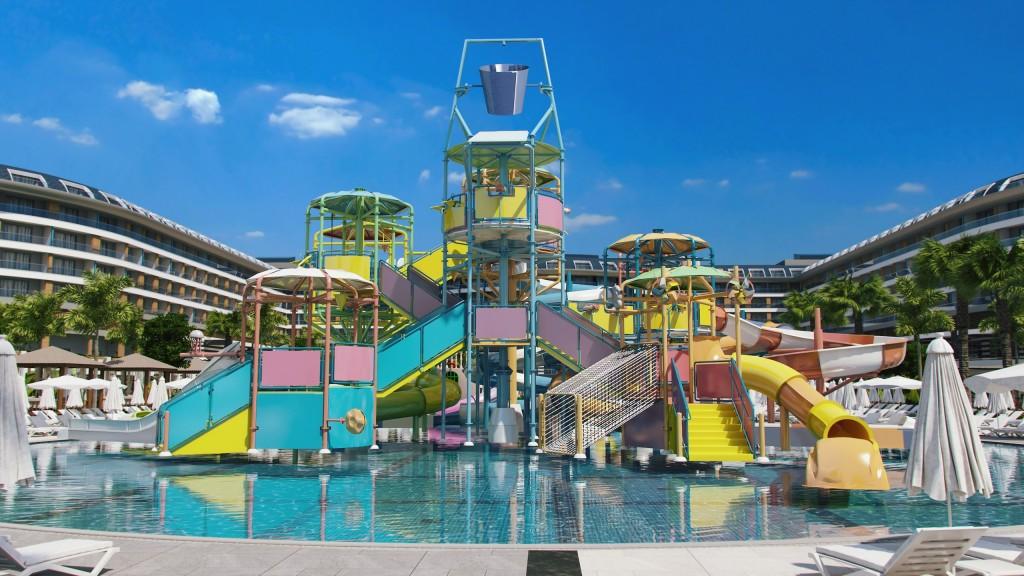 Hotel Eftalia Ocean 5* - Alanya 2