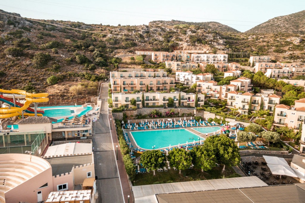 Hotel The Village Resort & Waterpark 4* - Creta 23
