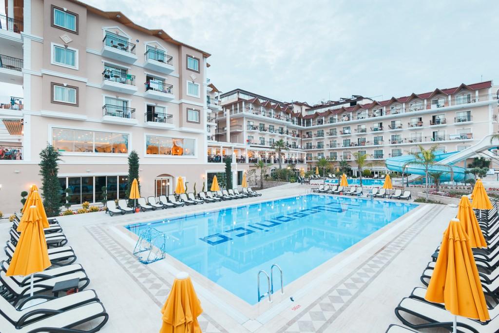 Hotel L'Oceanica Beach 5* - Kemer 9