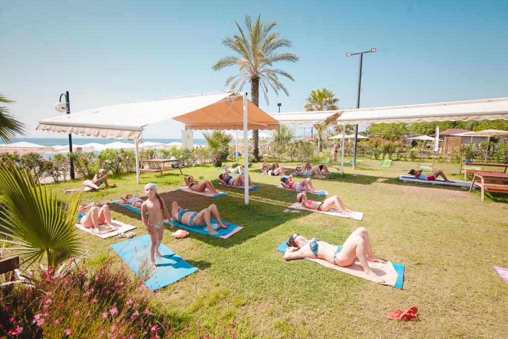 Hotel L'Oceanica Beach 5* - Kemer 7