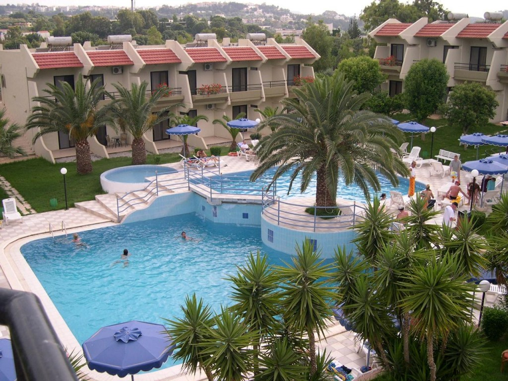 Hotel Virginia 3* - Rodos  9