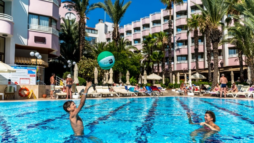 Hotel Aqua 5* - Marmaris 11