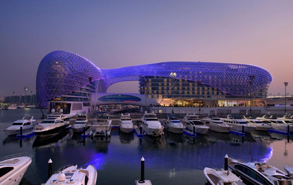 Hotel Yas Viceroy Abu Dhabi 5* - Abu Dhabi 25